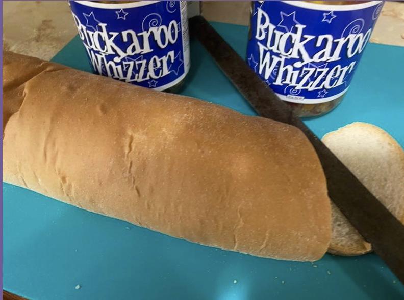 Buckeroo Whizzer Bread Boats